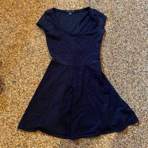Navy blue American Eagle outfitters dress
